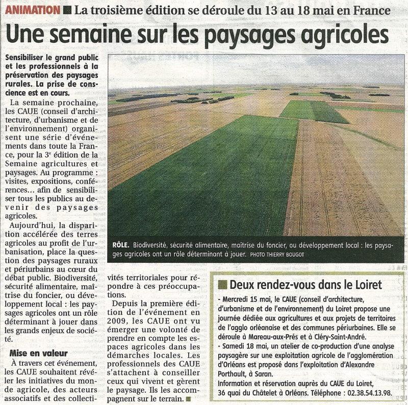 al-terre-ferme - larep - 2013-05-09 - semaine paysages agricoles