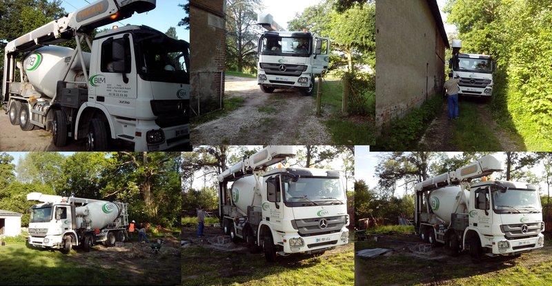 petit camion toupie beton 6m3 b ton toupie transit mixer. Black Bedroom Furniture Sets. Home Design Ideas